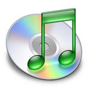 The Apple Home itunes logo