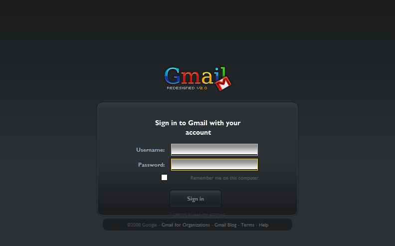 Gmail Redesigned V2.0 Extension for Firefox, 2757031772 8bb8ef4820 o