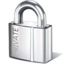 Digital certificates and signatures, Padlocks 128