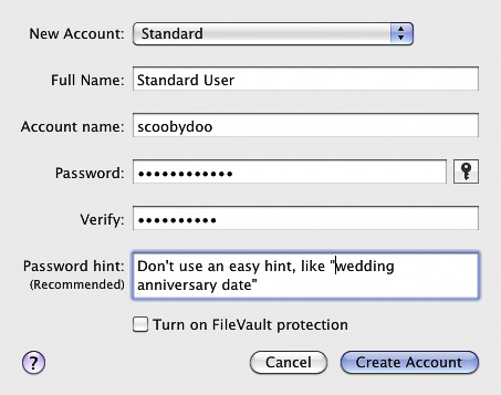 How to secure your Mac   Part 1, Mac Security 101 2