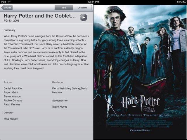 Harry {Potter, Netflix