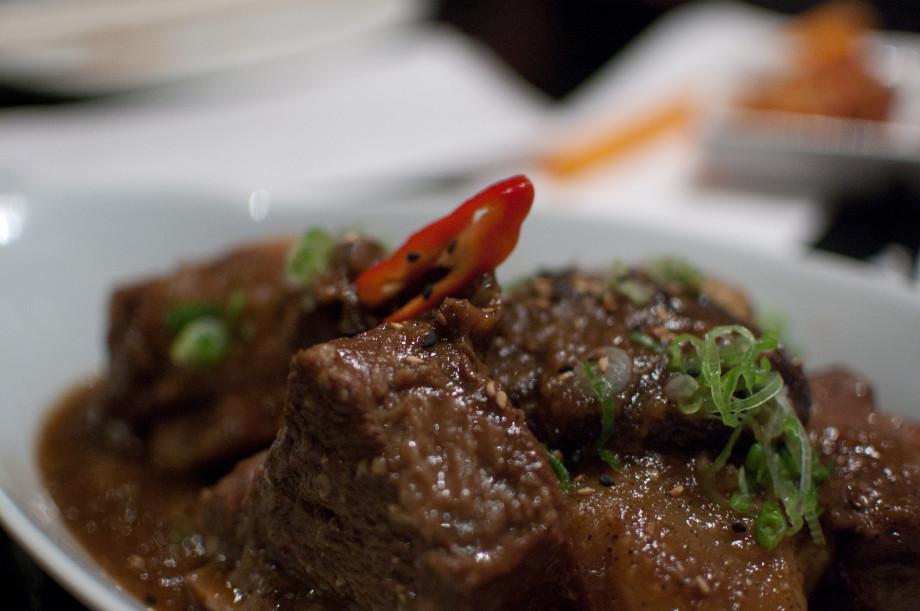 Hon Sushi : Korean and Japanese Cuisine, 20110519 NIKON D40 8055 920x611