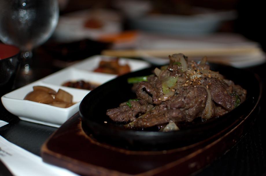 Hon Sushi : Korean and Japanese Cuisine, 20110519 NIKON D40 8063 920x611