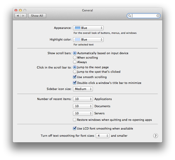 Disabling OS X Lions Resume feature Disabling resume