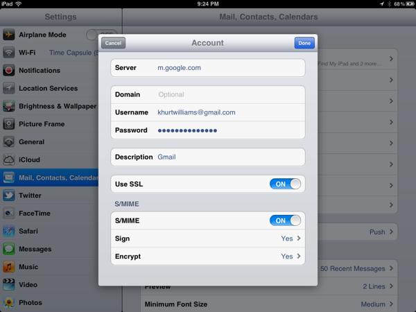 iOS 5 Secure Mail, IMG 0101