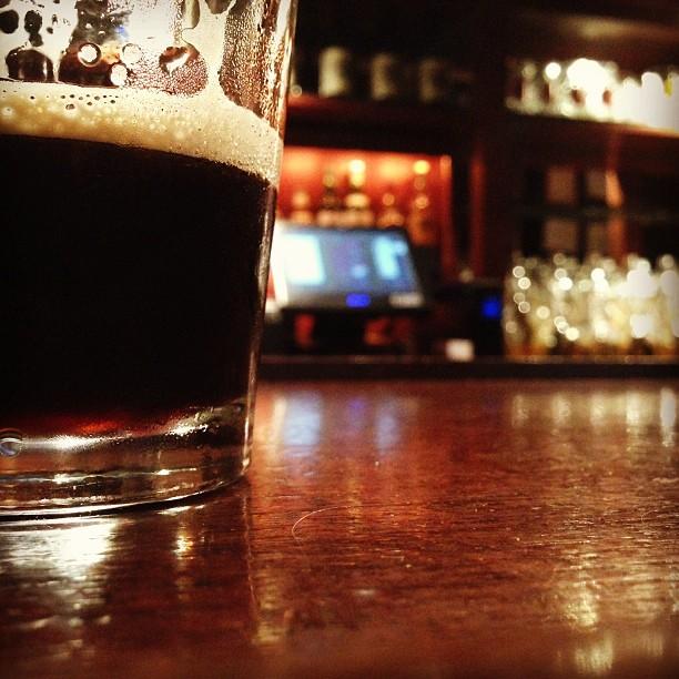 Triumph Princeton Wednesday Tapping Irish Stout on first Wednesday tapping. princeton beer