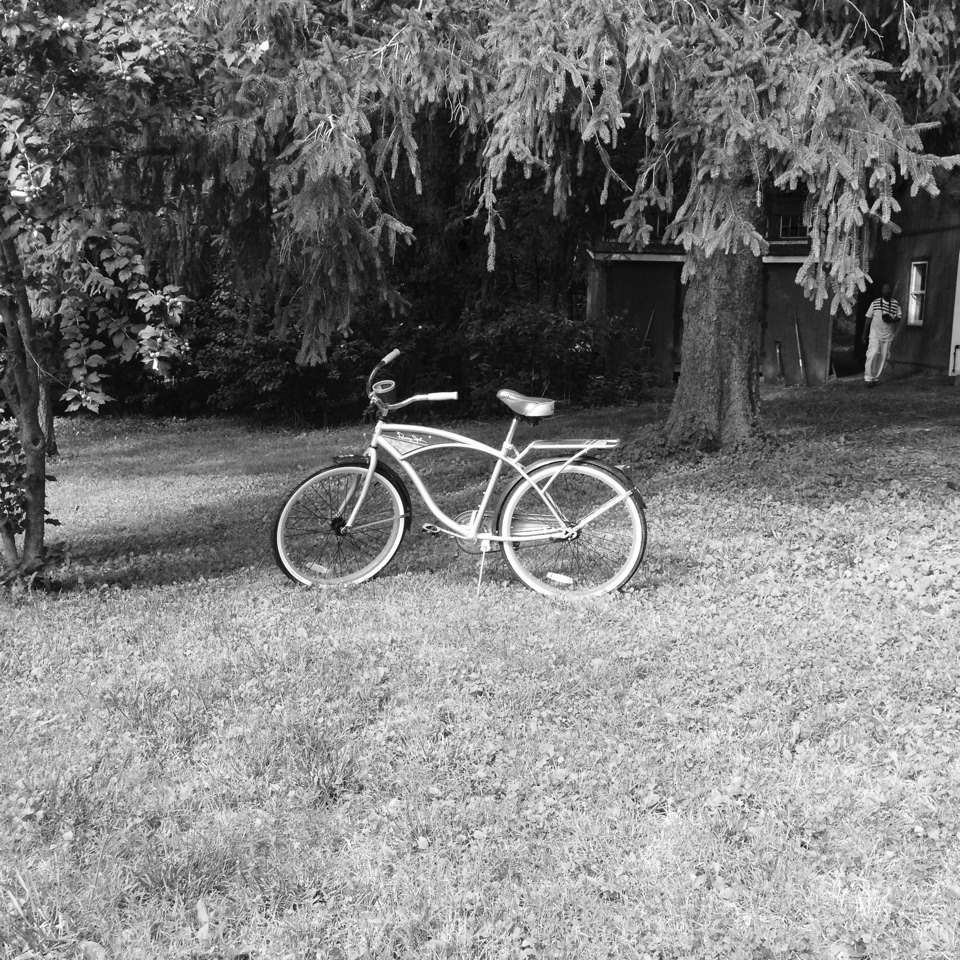 It's a bicycle 1377907901