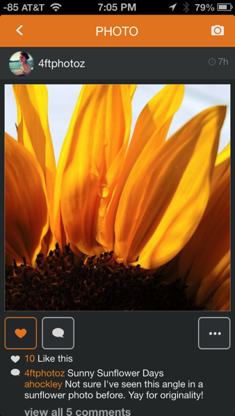 Pressgram! An Image Sharing App Built for an Independent Web. 2013 09 05 19.05.03