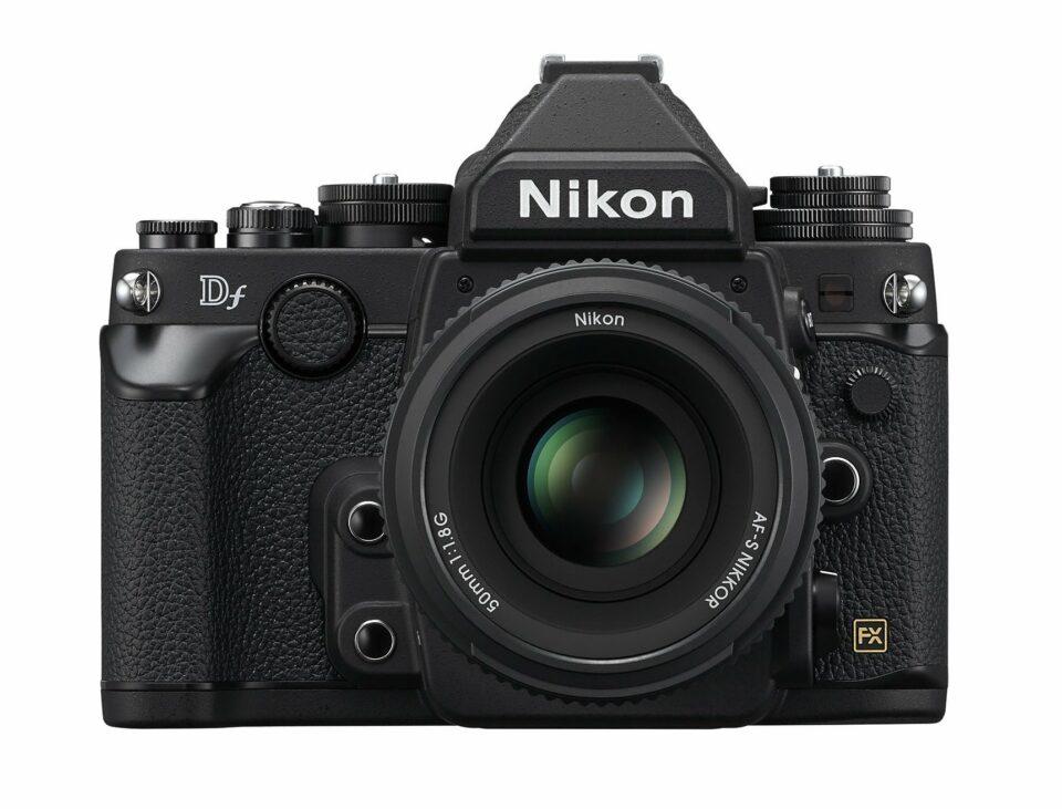 Choosing a new camera system, Df BK 50 1.8 SE front.high  960x731