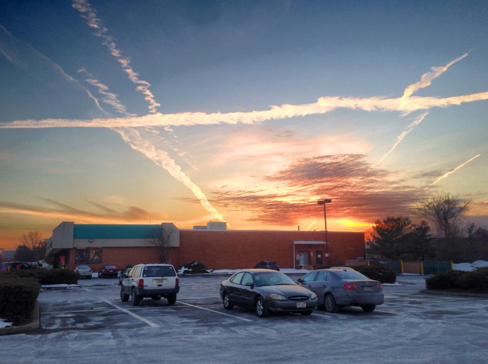 Trenton sunset, 1391206877