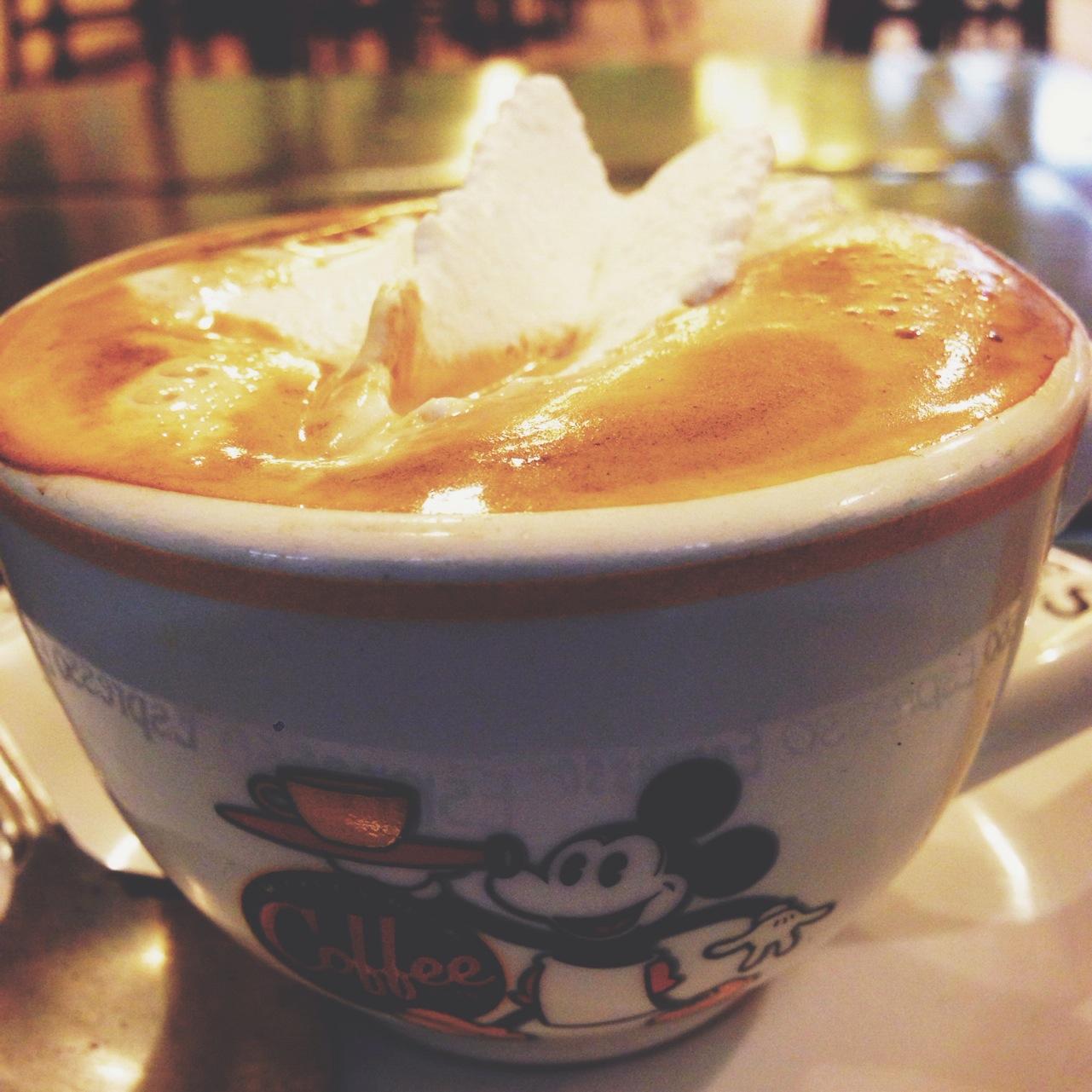 Espresso con Panna, %name