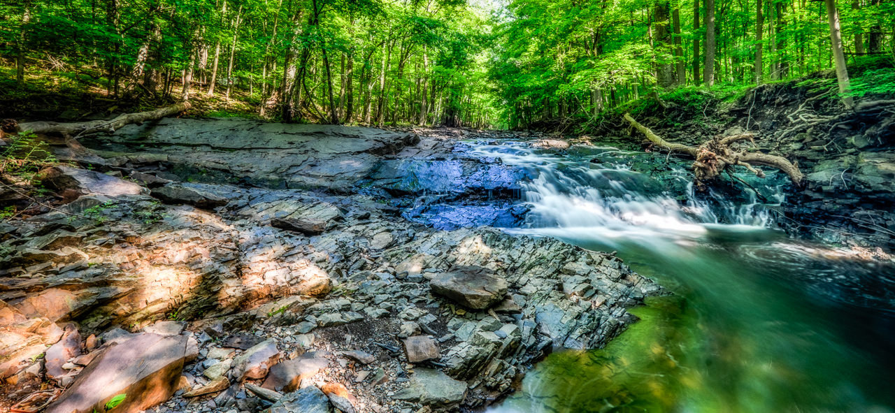 Fuji X T1 and Fuji 10 24mm f/4 R OIS at the Rock Brook X T1 20140526 7199 HDR blog