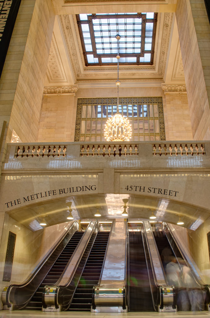 Grand Central Station, Manhattan, New York City