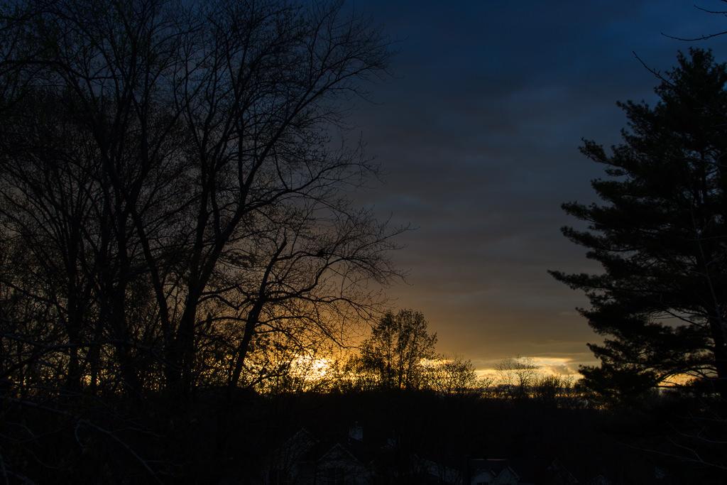 Weeknight Sunset NIKON D5100 20150427 6032