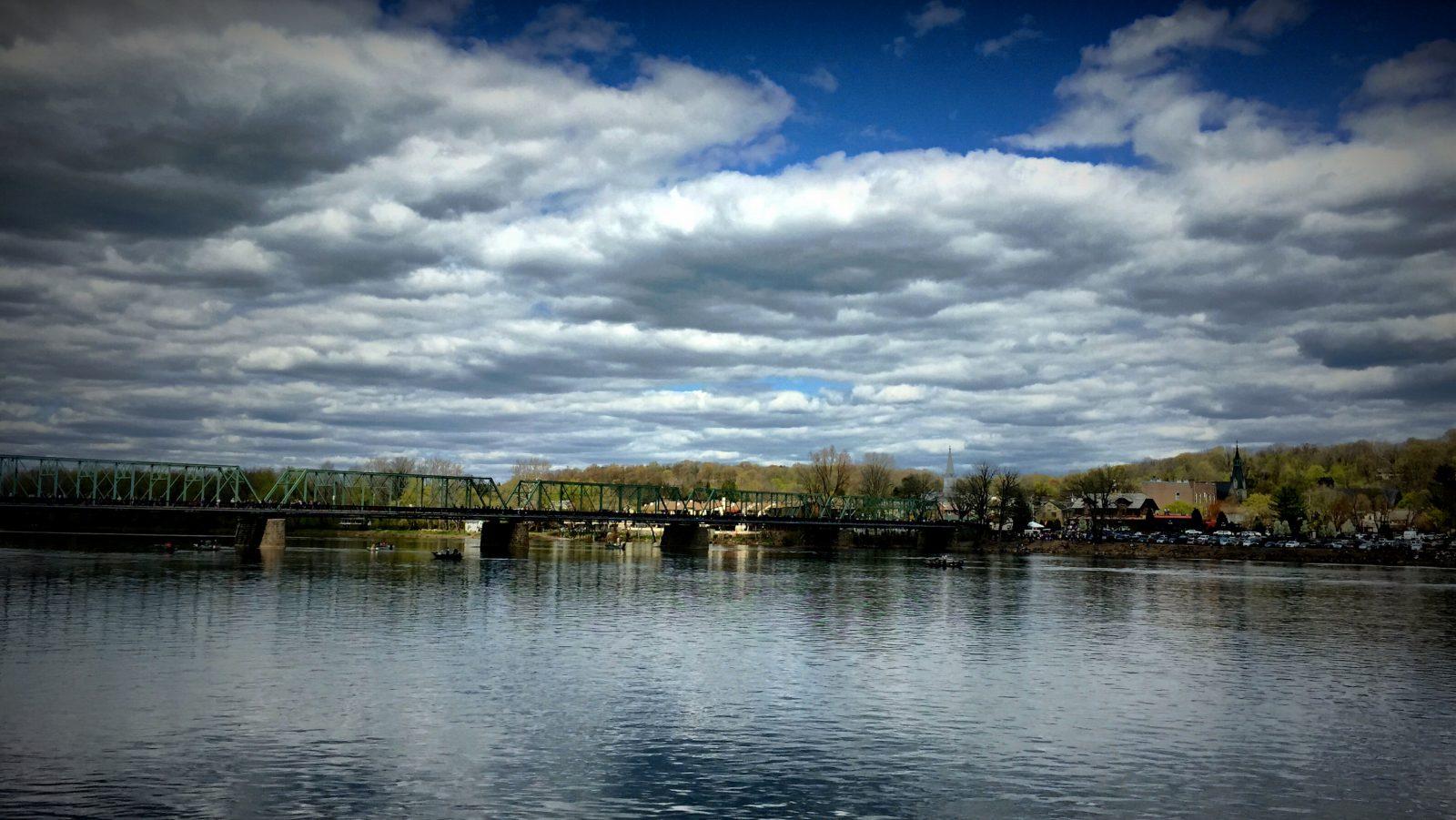 Bucks County, Pennsylvania, New Hope, River, Bridge