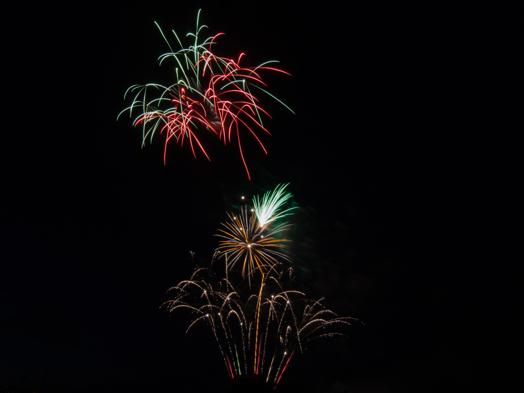 2016 Montgomery Township United States Idependence Day Fireworks at the Montgomery High School Montgomery Fireworks NIKON  D5100 20160630 2228