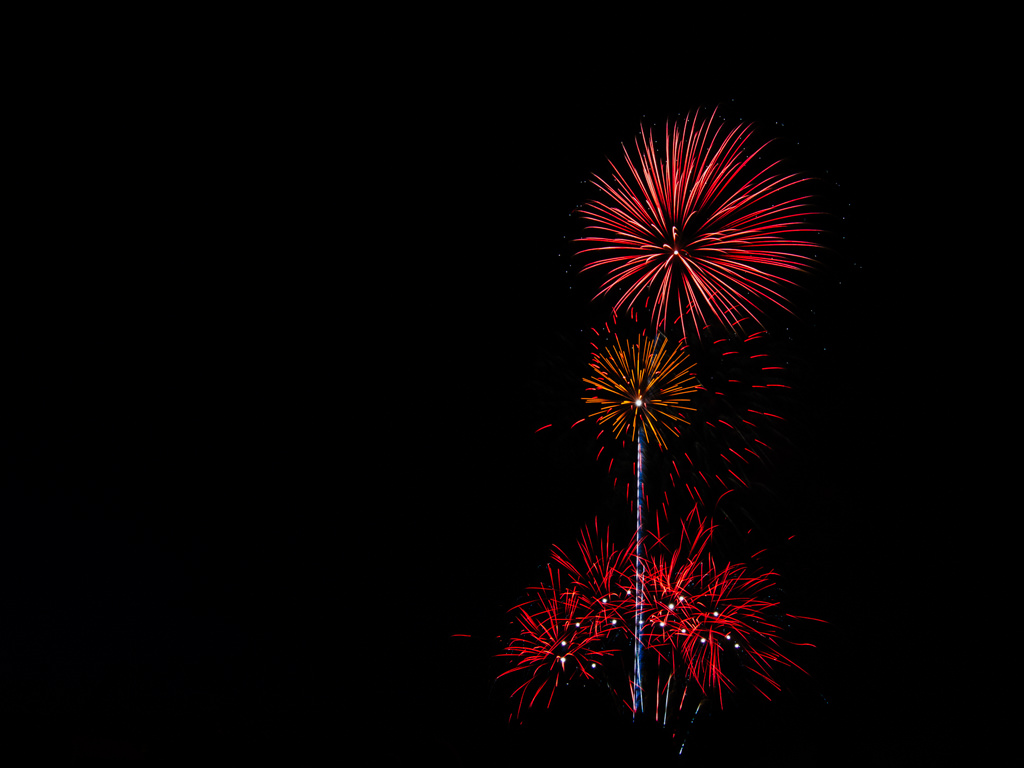 2016 Montgomery Township United States Idependence Day Fireworks at the Montgomery High School Montgomery Fireworks NIKON  D5100 20160630 2237