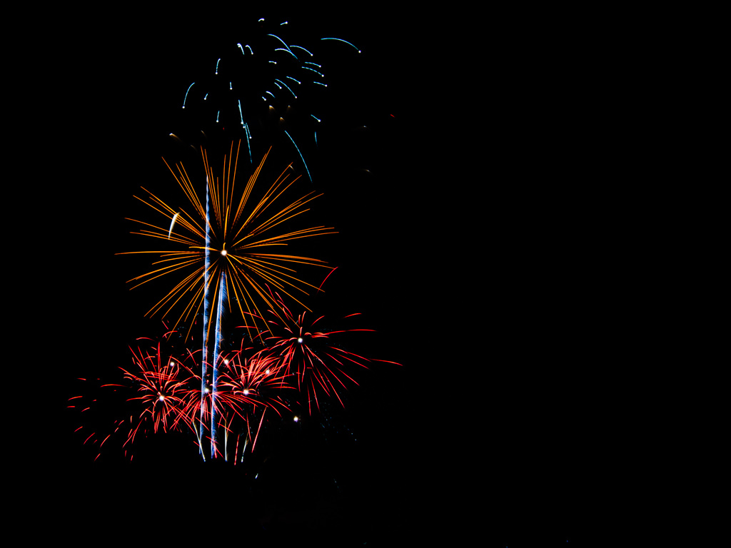 2016 Montgomery Township United States Idependence Day Fireworks at the Montgomery High School Montgomery Fireworks NIKON  D5100 20160630 2239