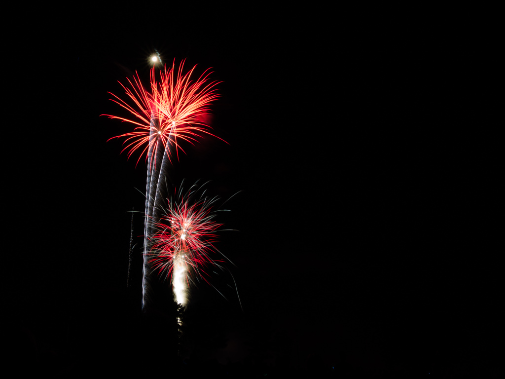 2016 Montgomery Township United States Idependence Day Fireworks at the Montgomery High School Montgomery Fireworks NIKON  D5100 20160630 2247