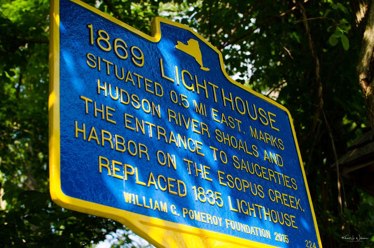 Saugerties Lighthouse Saugerties New York NIKON D5100 20160729 2653