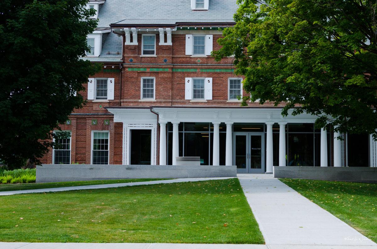 Weston Hall Williams College WIlliamstown NIKON D5100 20160729 2549