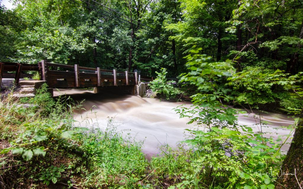 The Grandview Bridge During a Flash Flood NIKON D5100 20160731 2706 7 8 HDR