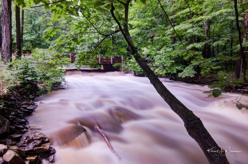 The Grandview Bridge During a Flash Flood NIKON D5100 20160731 2715 6 7 HDR
