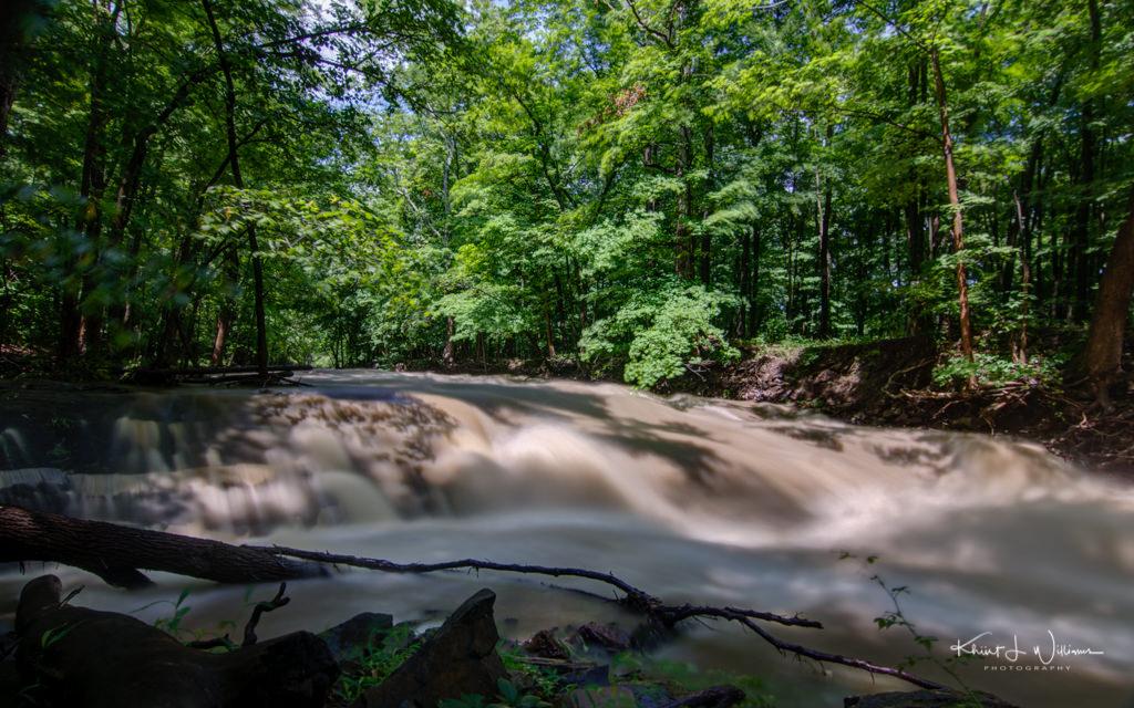 The Rock Brook During a Flash Flood NIKON D5100 20160731 2694 5 6 HDR