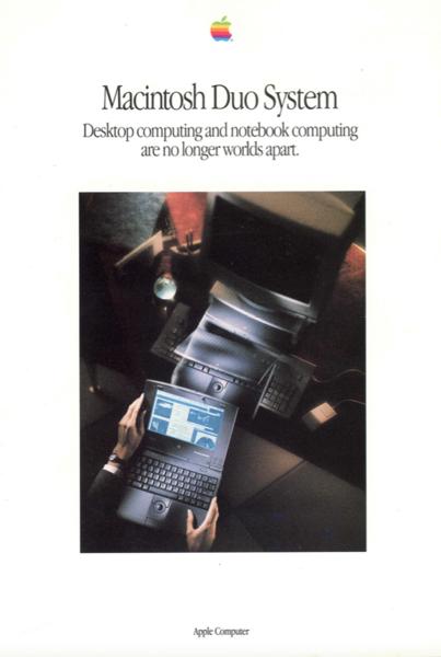 Macintosh Duo System 1