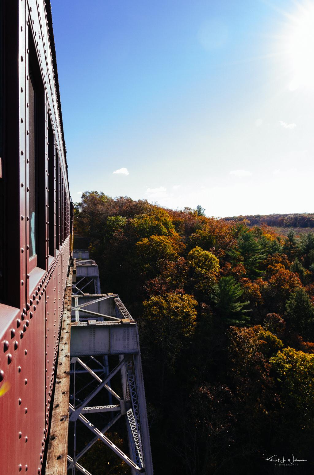 Autumn Leaf Excursion to Jim Thorpe on the Lehigh Gorge Scenic Railway NIKON D5100 20161023 4770 1
