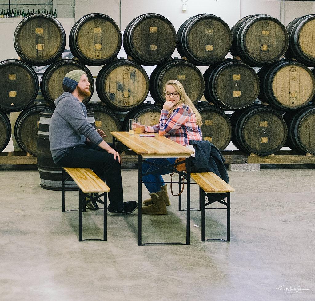 The Referend Bier Blendery, beer, blendery, brewery, people