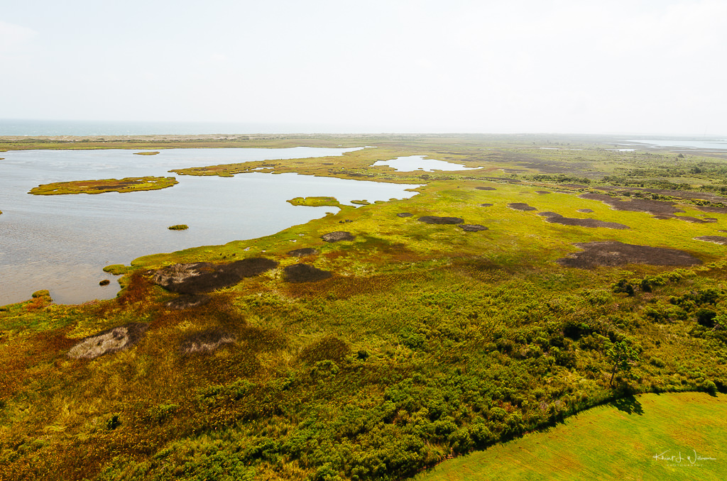 View From the Bodie Island Lighthouse Observation Deck NIKON D5100 20150905 8822
