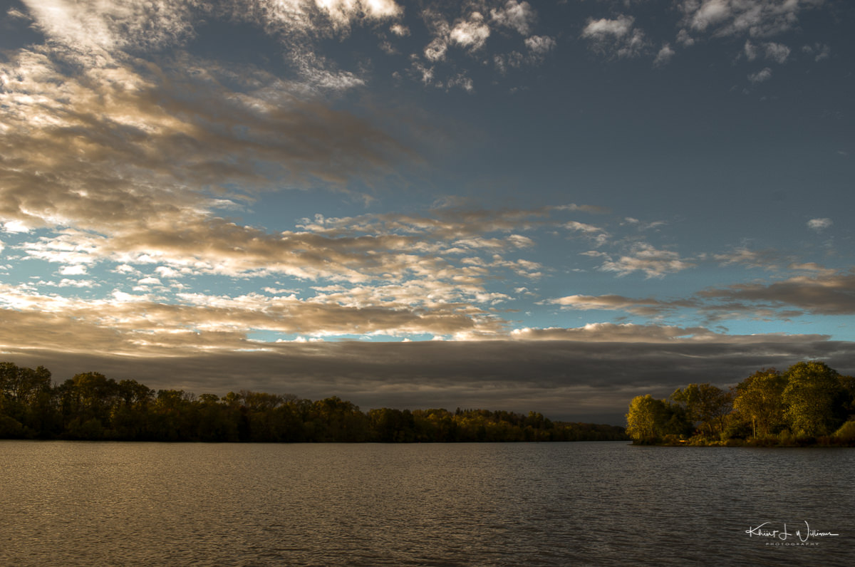 Carnegie Lake at Dawn