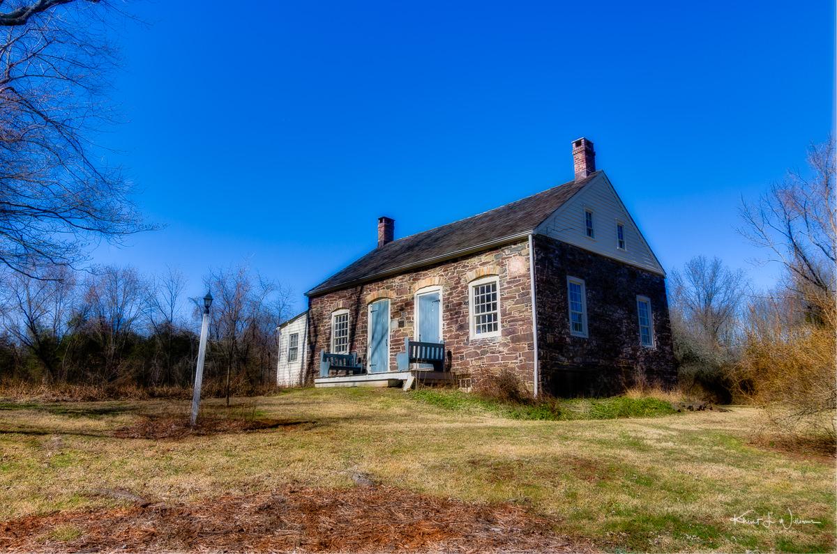 Dirck Gulick House, House, Field