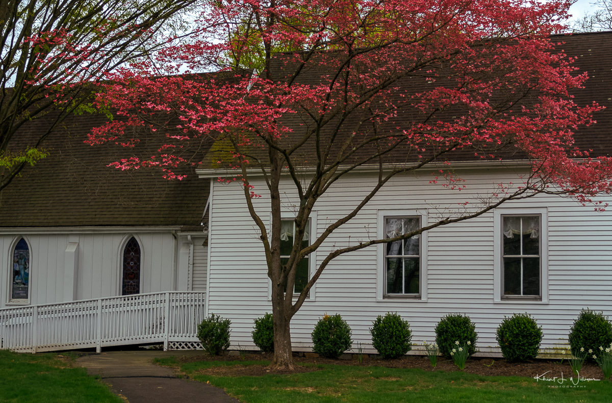 Trinity Episcopal Church of Rocky Hill NIKON D5100 20170422 0543 Photomatix Pro