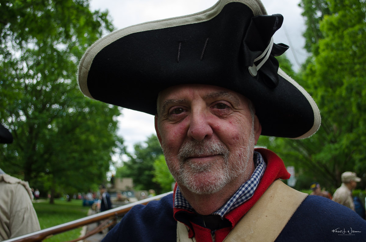 Princeton, Local Gathering, Spirit of Princeton, Colonial Soldier, Memorial Day, Parade