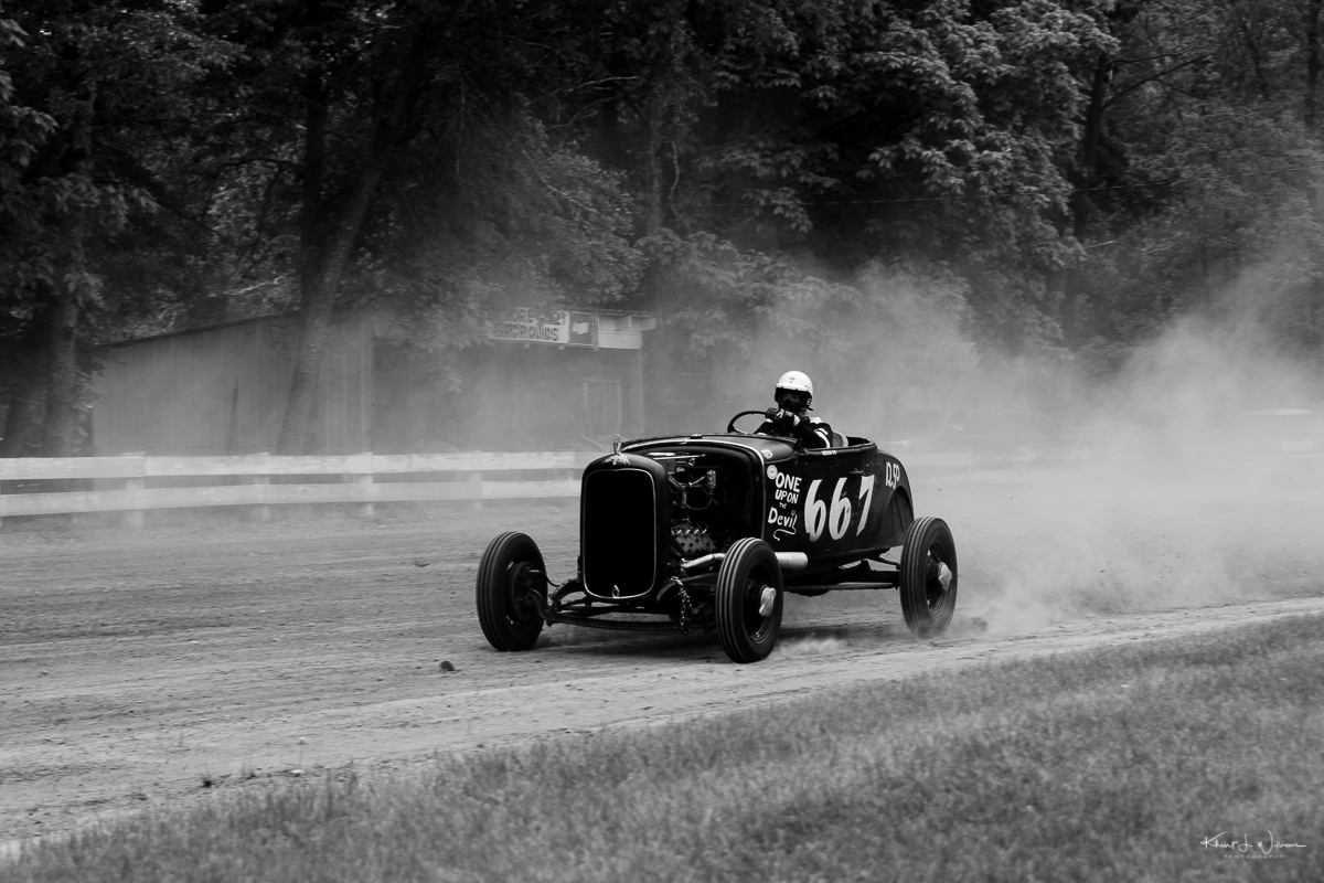cars and motorbikes in black and white Jalopy NIKON D5100 20170520 2216
