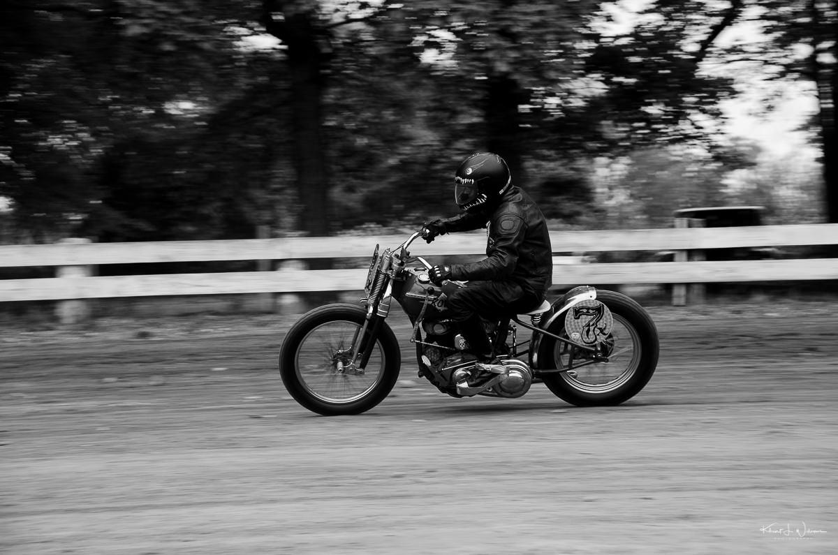 Vintage, motorbike