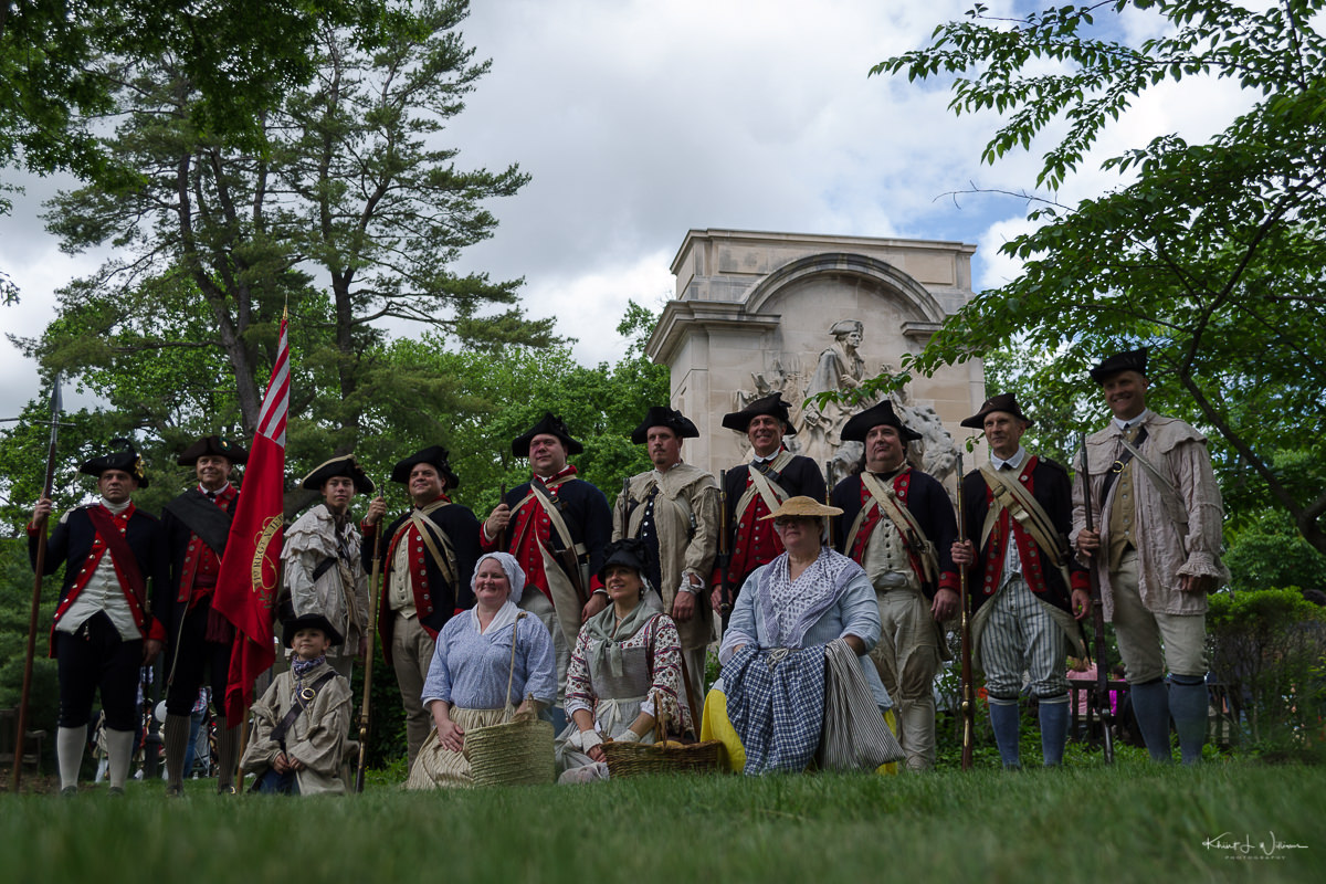 Gathering at the Princeton Battlefield   WE35 Local Gathering NIKON D5100 20170527 2476