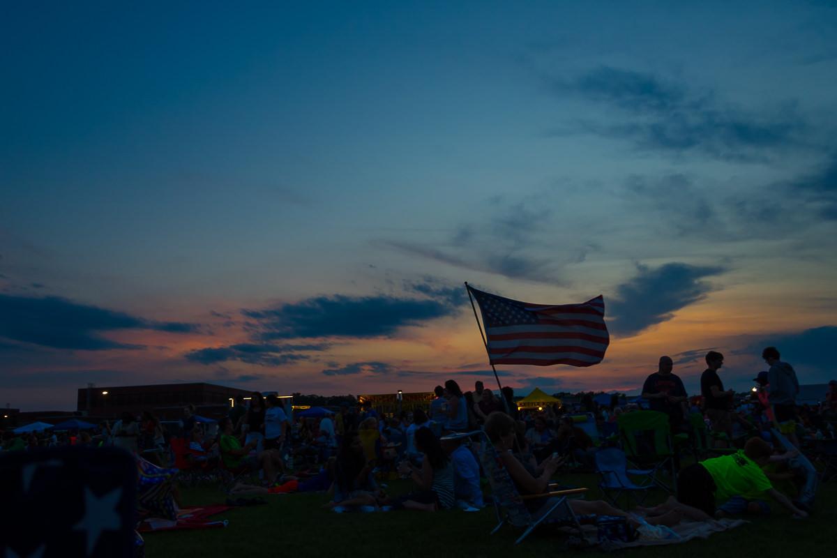 Montgomery Township July 4 Fireworks NIKON D5100 20170629 3287 Edit
