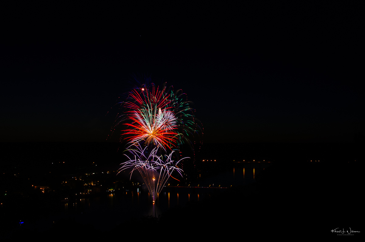 How to Photograph Summer Fireworks New Hope and Lambertville Friday Night Fireworks NIKON D5100 20170602 2737 1