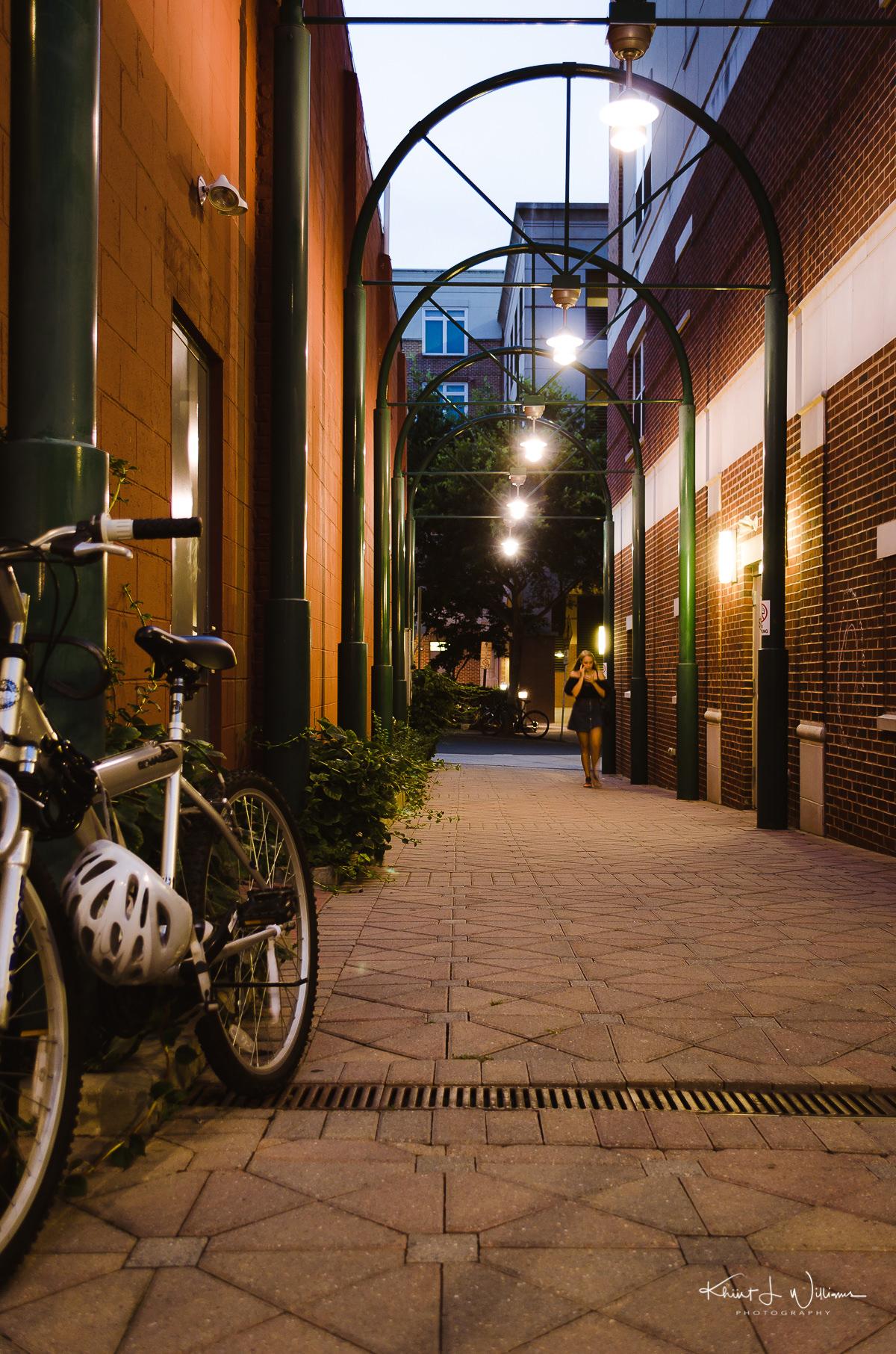 Spring Street Alley