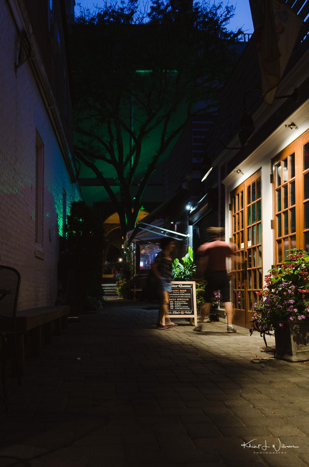 Palmer Square Alley