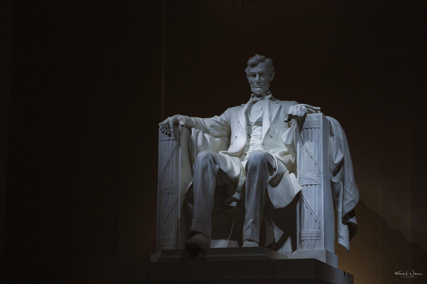 Abraham Lincoln Memorial NIKON D40 20100402 9523