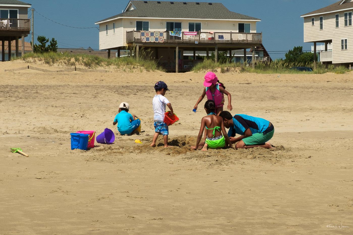 Sand, Virginia Beach