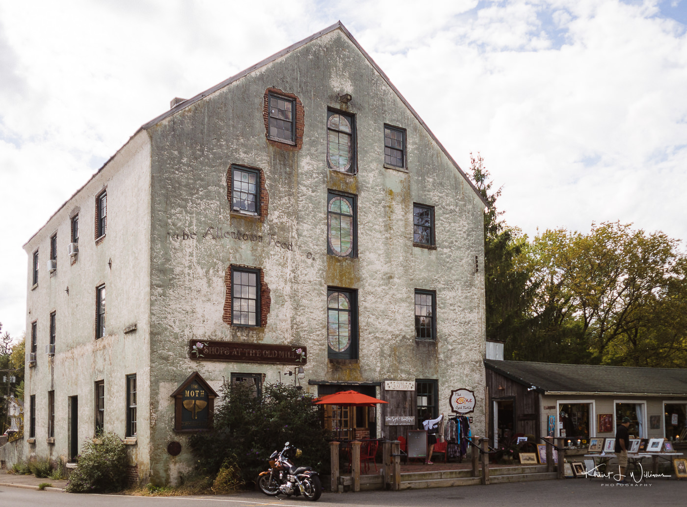 The Old Mill The Allentown Feed Company 20171007