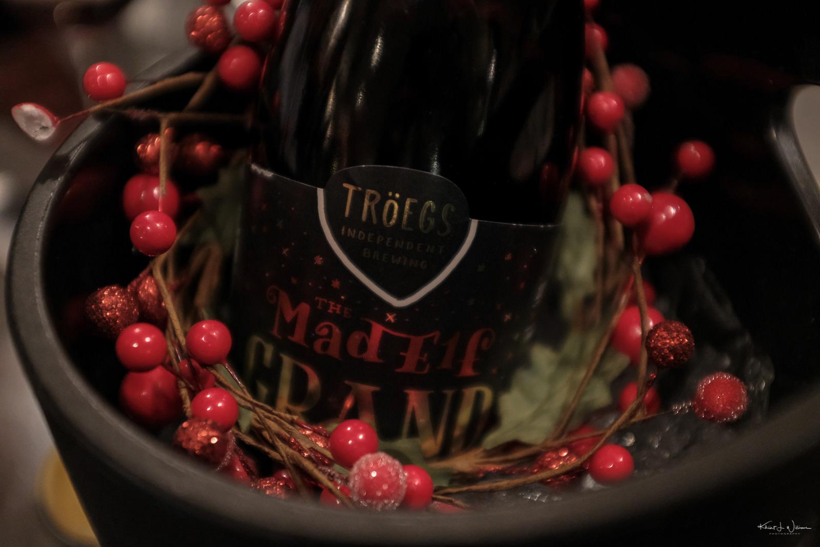 Troegs Independent Brewing Mad Elf Grand Cru