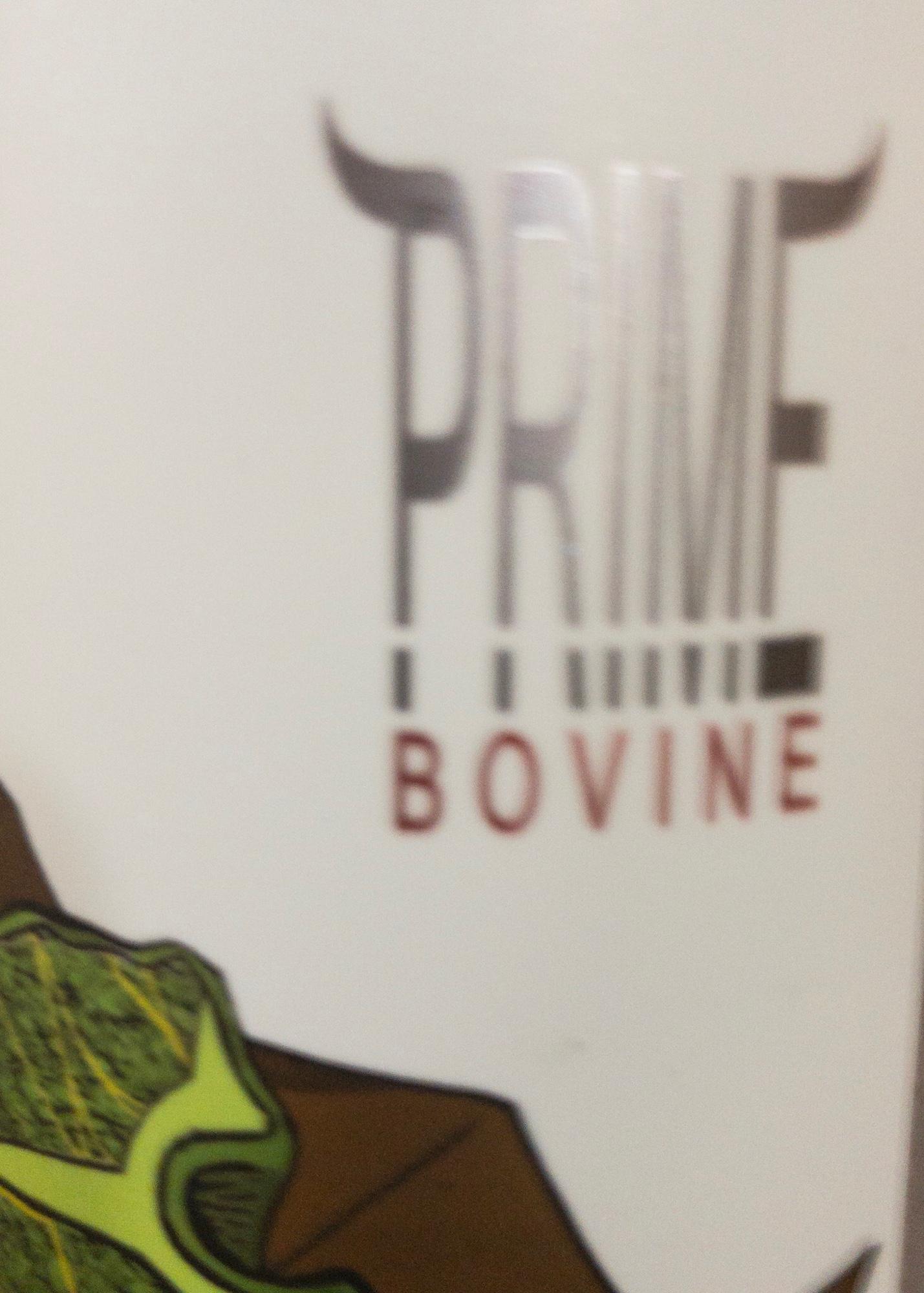 Bolero Snort Brewery's Prime Bovine