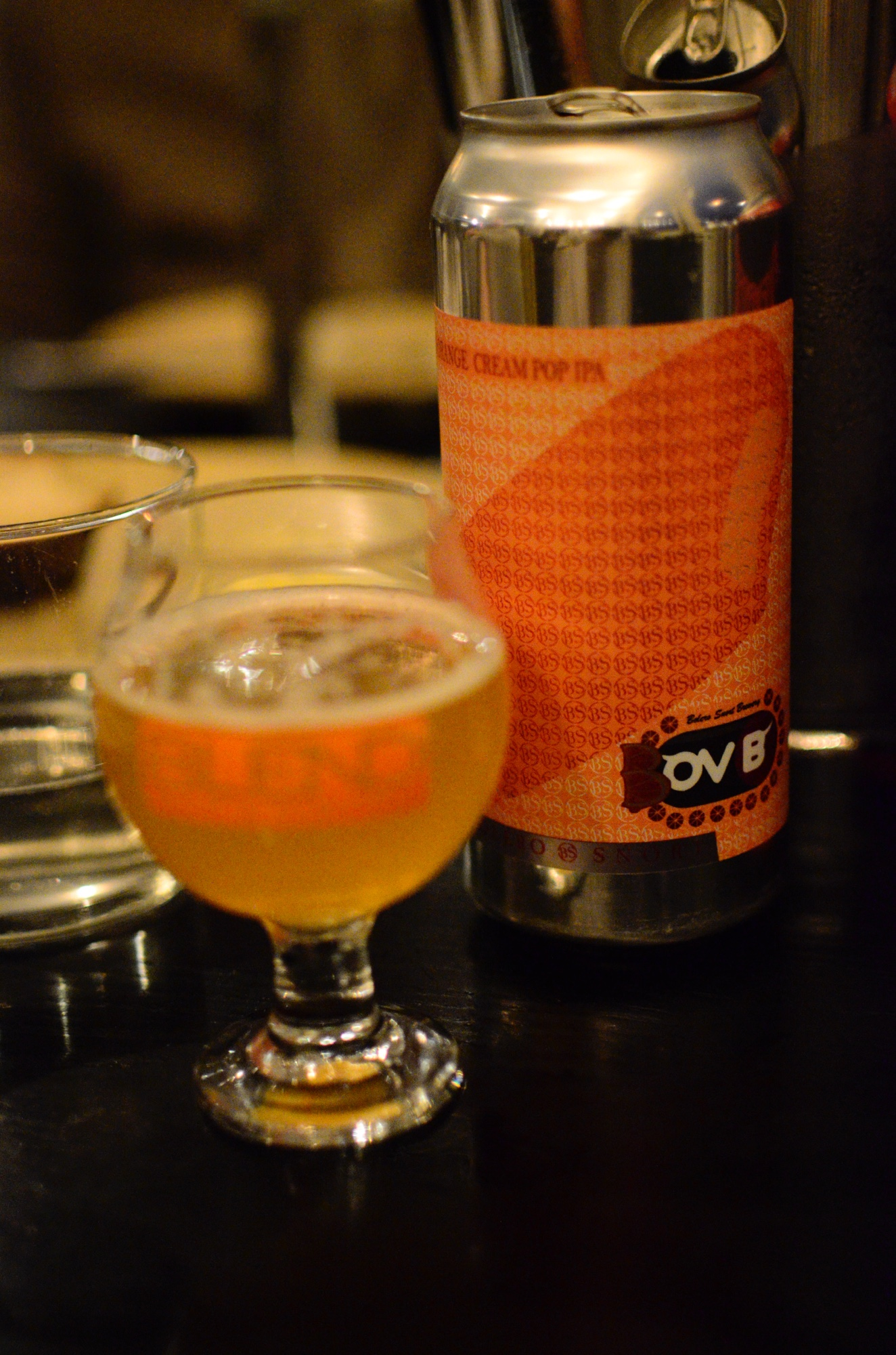 BOVB (Blood Orange Cream Pop IPA)