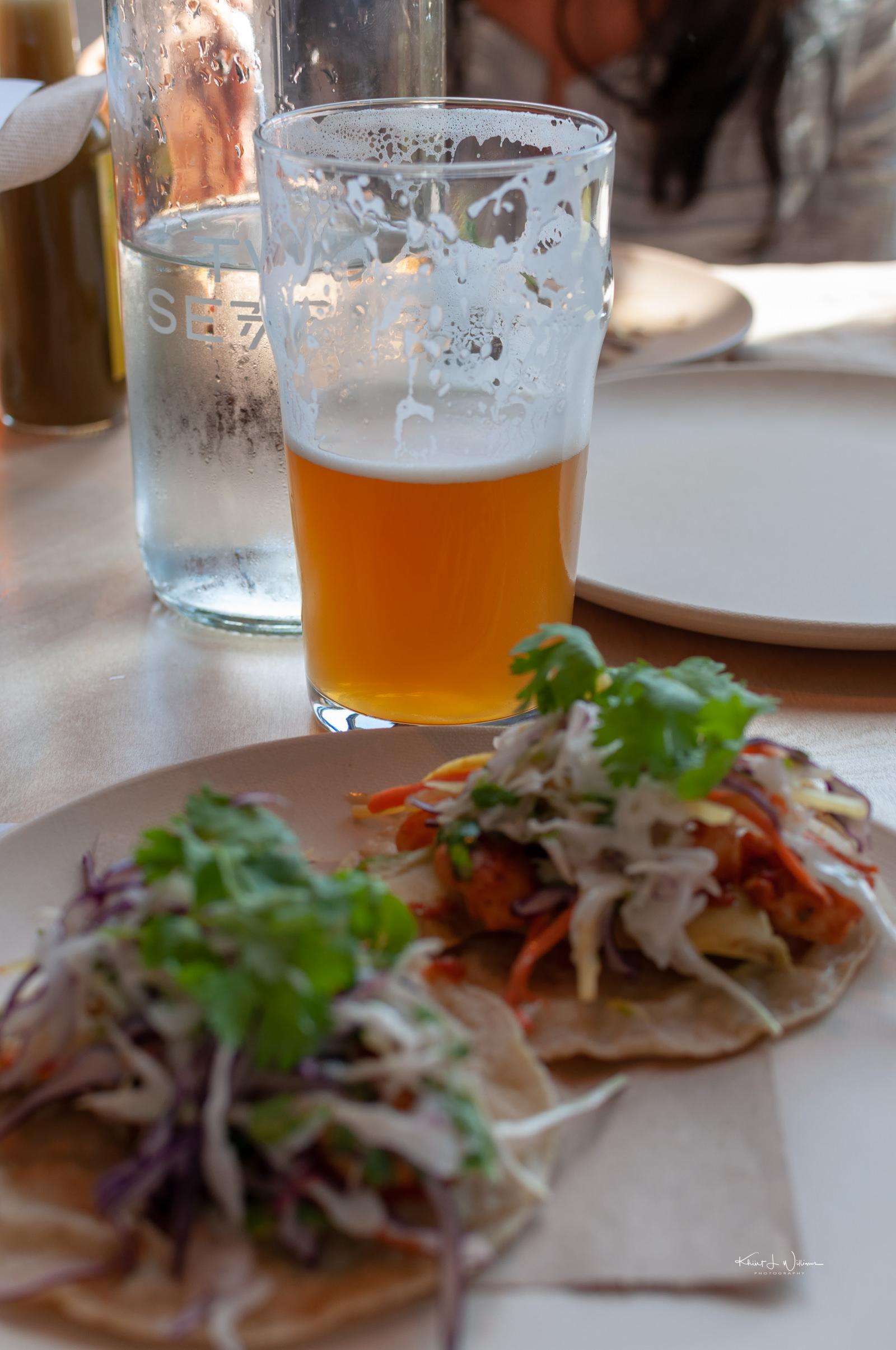 Kane Overhead, IPA, Tacos